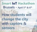 Hackathon Smart IoT - 5 & 6 April 2018