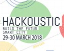 Hackoustic - 29 & 30 March 2018