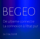The BRIC is to take part in BeGeo – 24 April 2018