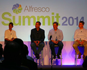 The BRIC present at the Alfresco Summit 2014