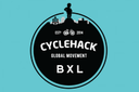 The CIRB and smartcity.brussels partners of Cyclehack